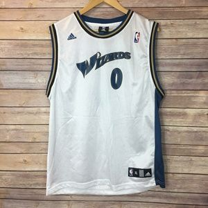 Wizards Arenas jersey